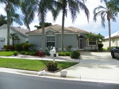 6161 Bay Isles Drive, Boynton Beach, FL 33437 - MLS#: RX-10460792