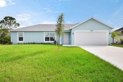 2330 SW Santana Avenue, Port Saint Lucie, FL 34953 - MLS#: RX-10460810