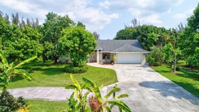384 Westwood Circle UNIT W, West Palm Beach, FL 33411 - #: RX-10460826
