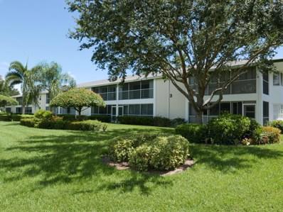 3 Garden Street UNIT 207 K, Tequesta, FL 33469 - MLS#: RX-10460871
