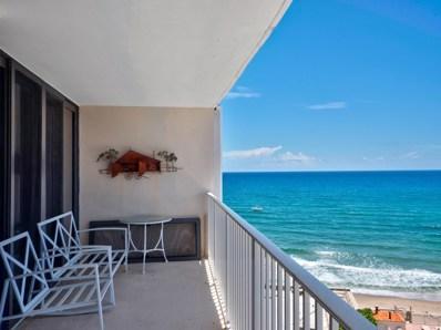 3590 S Ocean Boulevard UNIT 908, South Palm Beach, FL 33480 - MLS#: RX-10460890