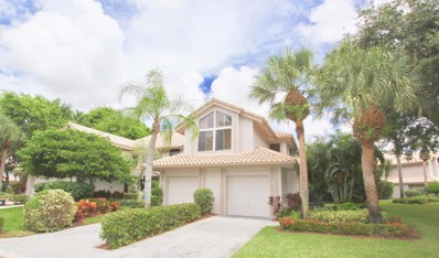 16898 Isle Of Palms Drive UNIT C, Delray Beach, FL 33484 - MLS#: RX-10460933