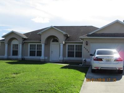 4090 SW Balleto Street, Port Saint Lucie, FL 34953 - MLS#: RX-10460955
