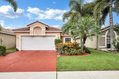9707 Cherry Blossom Court, Boynton Beach, FL 33437 - MLS#: RX-10460957