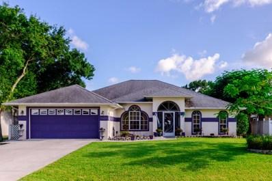 1626 SE Goucho Avenue, Port Saint Lucie, FL 34952 - MLS#: RX-10460959