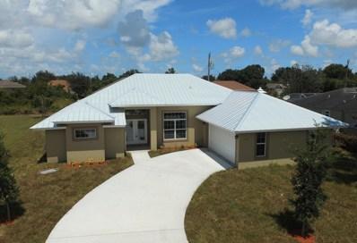 109 SW Ridgecrest Drive, Port Saint Lucie, FL 34953 - MLS#: RX-10460990