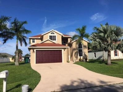 2073 SW Burlington Street, Port Saint Lucie, FL 34984 - MLS#: RX-10461052
