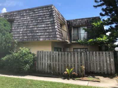 1809 N Congress Avenue UNIT D, West Palm Beach, FL 33401 - MLS#: RX-10461095
