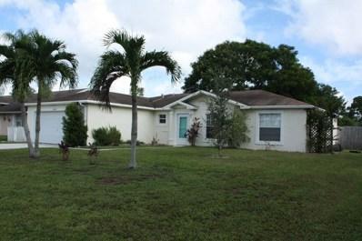 2457 SE Rival Avenue, Port Saint Lucie, FL 34953 - MLS#: RX-10461180