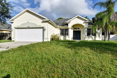 5430 NW Briscoe Drive, Port Saint Lucie, FL 34986 - MLS#: RX-10461197