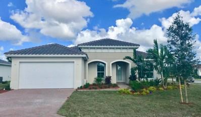 12063 SW Marigold Avenue, Port Saint Lucie, FL 34987 - MLS#: RX-10461230