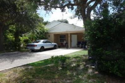 714 Center Street UNIT 5, Jupiter, FL 33458 - MLS#: RX-10461257