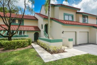 14 Lexington Lane E UNIT Apt C, Palm Beach Gardens, FL 33418 - MLS#: RX-10461271