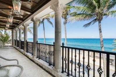 104 Gulfstream Road, Palm Beach, FL 33480 - MLS#: RX-10461281