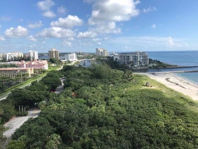 1180 S Ocean Boulevard UNIT 15-E, Boca Raton, FL 33432 - MLS#: RX-10461312