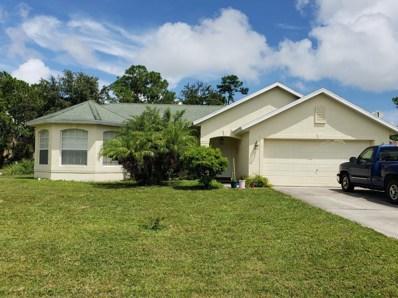 1329 SW Herald Road, Port Saint Lucie, FL 34953 - #: RX-10461323