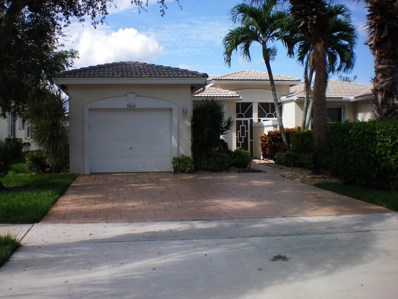 9806 Crescent View Drive S, Boynton Beach, FL 33437 - MLS#: RX-10461326