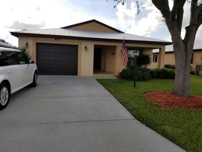 6477 Alemendra Street, Fort Pierce, FL 34951 - MLS#: RX-10461376