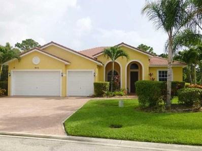 501 NW Pinesap Place, Jensen Beach, FL 34957 - MLS#: RX-10461400
