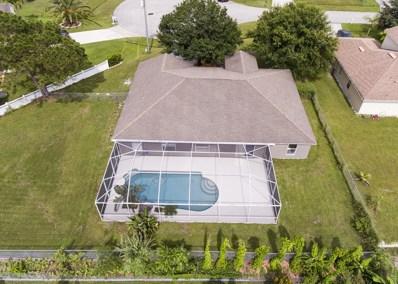 5856 NW Fogel Court, Port Saint Lucie, FL 34986 - MLS#: RX-10461409