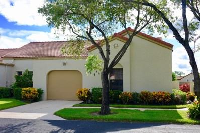 5950 Parkwalk Circle W, Boynton Beach, FL 33472 - MLS#: RX-10461422