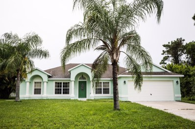 452 NW Raymond Lane, Port Saint Lucie, FL 34983 - #: RX-10461446