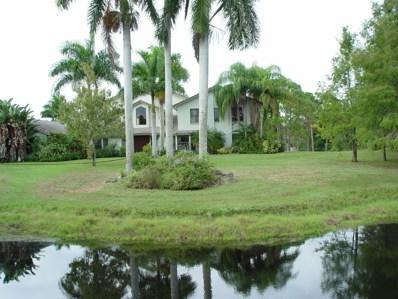 1633 Trotter Court, Wellington, FL 33414 - MLS#: RX-10461463