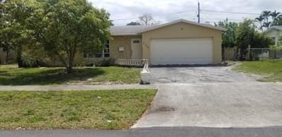 125 N Chillingworth Drive, West Palm Beach, FL 33409 - MLS#: RX-10461471
