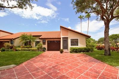 6135 Kings Gate Circle UNIT 59, Delray Beach, FL 33484 - MLS#: RX-10461514