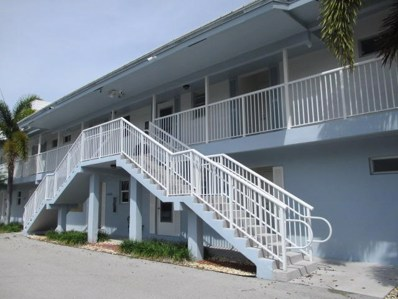 6100 NE 7 Avenue UNIT 6, Boca Raton, FL 33487 - MLS#: RX-10461589