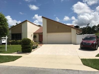 1450 SW 3rd Street, Boca Raton, FL 33486 - MLS#: RX-10461595