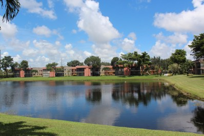 15072 Ashland Place UNIT 110 D, Delray Beach, FL 33484 - MLS#: RX-10461643
