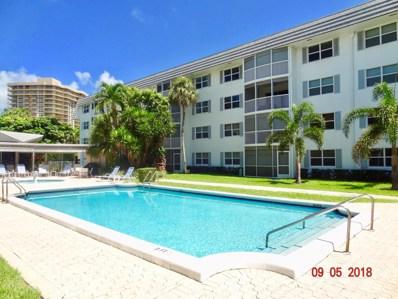 800 E Camino Real UNIT 1030, Boca Raton, FL 33432 - MLS#: RX-10461649