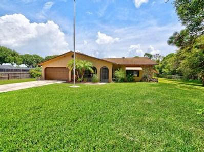 4808 Silver Oak Drive, Fort Pierce, FL 34982 - MLS#: RX-10461650