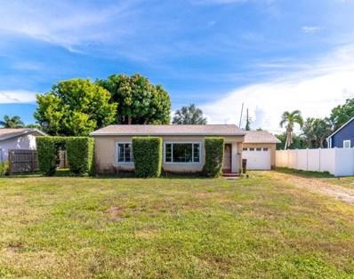 356 Churchill Road, West Palm Beach, FL 33405 - MLS#: RX-10461669