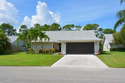 6635 SE Wigeon Court, Stuart, FL 34997 - MLS#: RX-10461802