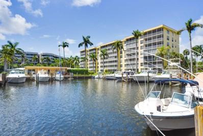 1 Harbourside Drive UNIT 1602, Delray Beach, FL 33483 - MLS#: RX-10461822