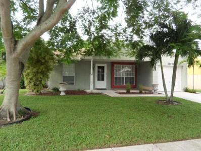 10695 Aquarius Lane, Royal Palm Beach, FL 33411 - MLS#: RX-10461961