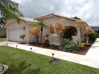 7277 Arcadia Court, Boca Raton, FL 33433 - MLS#: RX-10462015