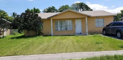 4898 Caribbean Boulevard, West Palm Beach, FL 33407 - MLS#: RX-10462016
