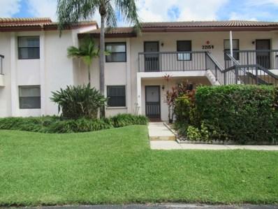 22159 Palms Way UNIT 103, Boca Raton, FL 33433 - MLS#: RX-10462018