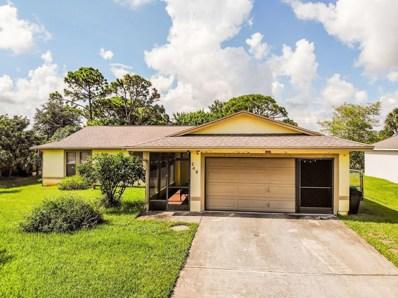 249 SW Starfish Avenue, Port Saint Lucie, FL 34984 - MLS#: RX-10462137