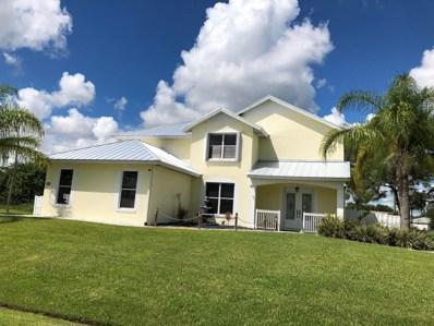 3418 SE Bevil Avenue, Port Saint Lucie, FL 34984 - MLS#: RX-10462142