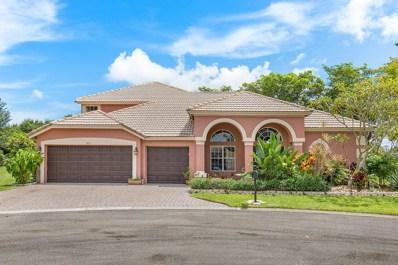 3621 Burchs Cove, West Palm Beach, FL 33411 - MLS#: RX-10462174