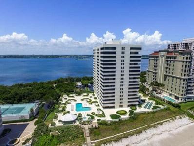 5280 N Ocean Drive UNIT 12e, Singer Island, FL 33404 - MLS#: RX-10462186