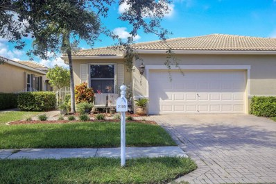 2185 Big Wood Cay, West Palm Beach, FL 33411 - #: RX-10462187