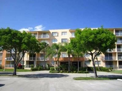 500 Executive Center Drive UNIT 2-E, West Palm Beach, FL 33401 - MLS#: RX-10462190