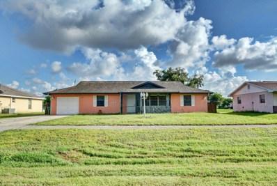 768 NW Floresta Drive, Port Saint Lucie, FL 34983 - MLS#: RX-10462206