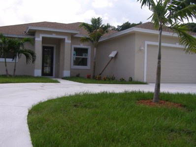 752 SE Thornhill Drive, Port Saint Lucie, FL 34953 - MLS#: RX-10462223
