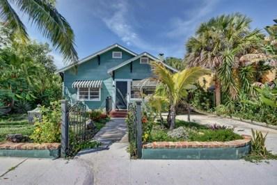 827 Selkirk Street, West Palm Beach, FL 33405 - MLS#: RX-10462291